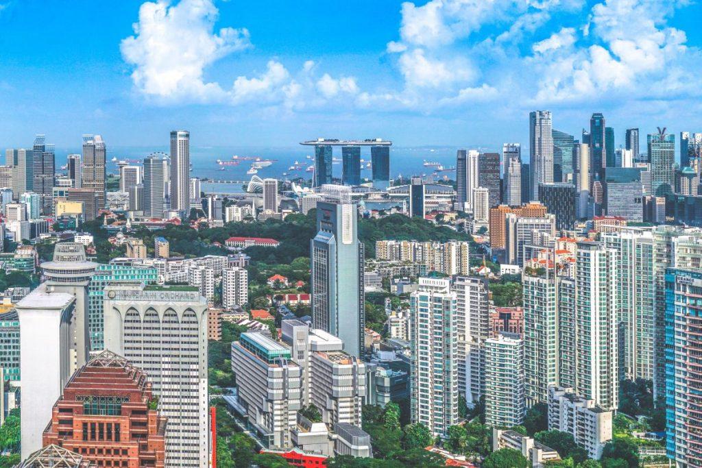 SR ASIA HQ: Singapore